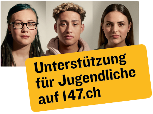 Kampagne Suizidprävention 2018